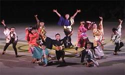 舞踏団HARUNAショー開催!<アクティブライフ中町倶楽部>_c0107602_1091560.jpg