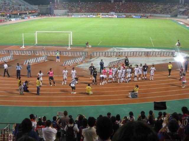 Jリーグ ナビスコ杯準々決勝第2戦 名古屋グランパス - FC東京_b0042308_1504440.jpg