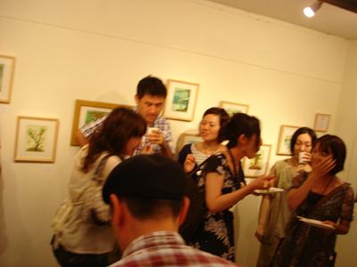 後藤範行さん個展 Galerie Malle_f0172313_12151036.jpg