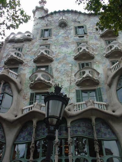 Barcelona, Spain ガウディ篇。_a0012423_23162686.jpg