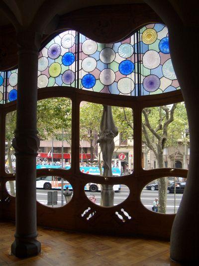 Barcelona, Spain ガウディ篇。_a0012423_2317886.jpg