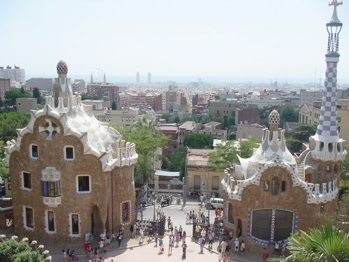 Barcelona, Spain ガウディ篇。_a0012423_2322192.jpg