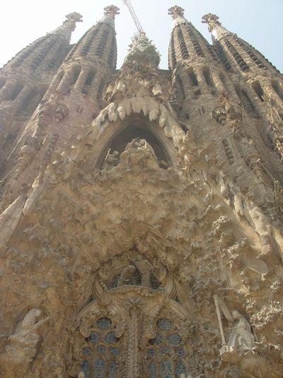 Barcelona, Spain ガウディ篇。_a0012423_2372114.jpg