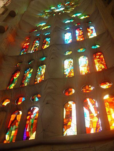 Barcelona, Spain ガウディ篇。_a0012423_2395579.jpg