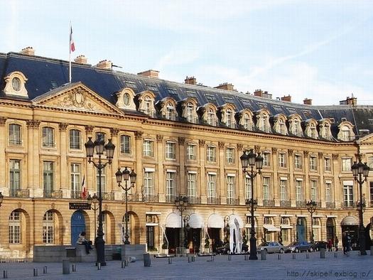 Hôtel Ritz Parisという舞台_c0134734_0114988.jpg