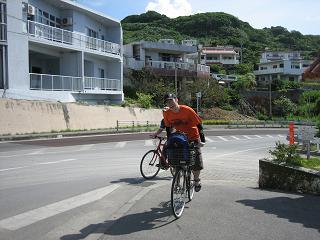 自転車好きのお客様_d0100638_18132846.jpg