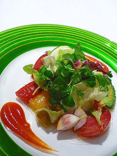 夏が来た^^ 代官山 レストラン・パッション PACHONで 嬉しい日。。.☆*:.。.☆*†_a0053662_224211.jpg
