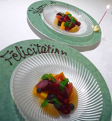 夏が来た^^ 代官山 レストラン・パッション PACHONで 嬉しい日。。.☆*:.。.☆*†_a0053662_22441380.jpg