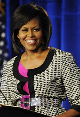 ミシェル・オバマ夫人に見る透明ベルト使いこなし術_c0050387_1330936.jpg