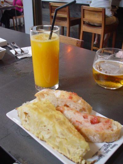 Barcelona, Spain うまいもの篇。_a0012423_1152858.jpg