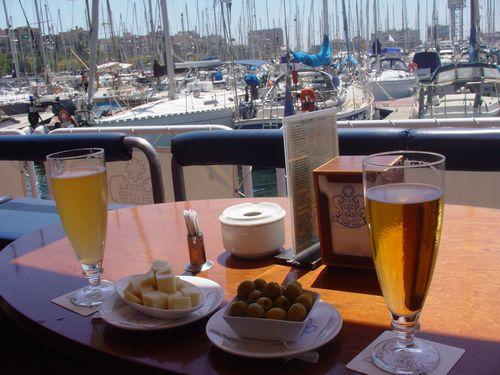 Barcelona, Spain うまいもの篇。_a0012423_116259.jpg