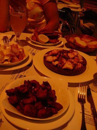 Barcelona, Spain うまいもの篇。_a0012423_1181149.jpg