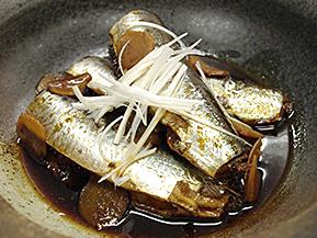 Vol.56 - イワシの煮物 ~IH DE 圧力鍋 Take.3~_a0106683_13552664.jpg