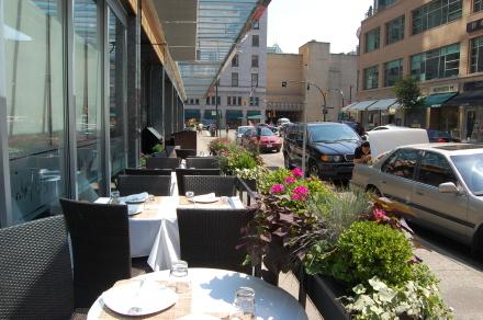 どんなに暑くてもランチには行きますよ!「Italian Kitchen」_d0129786_13461048.jpg