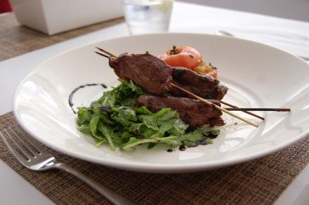 どんなに暑くてもランチには行きますよ!「Italian Kitchen」_d0129786_14395337.jpg