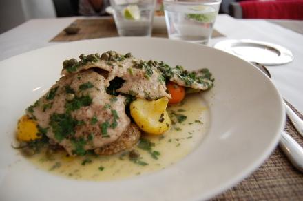 どんなに暑くてもランチには行きますよ!「Italian Kitchen」_d0129786_1455256.jpg