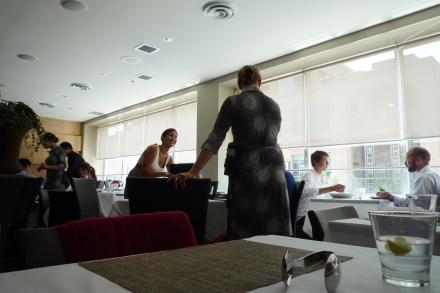 どんなに暑くてもランチには行きますよ!「Italian Kitchen」_d0129786_15504312.jpg