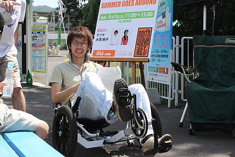 KMX KARTS 円山動物園に参上!_e0126901_18102025.jpg