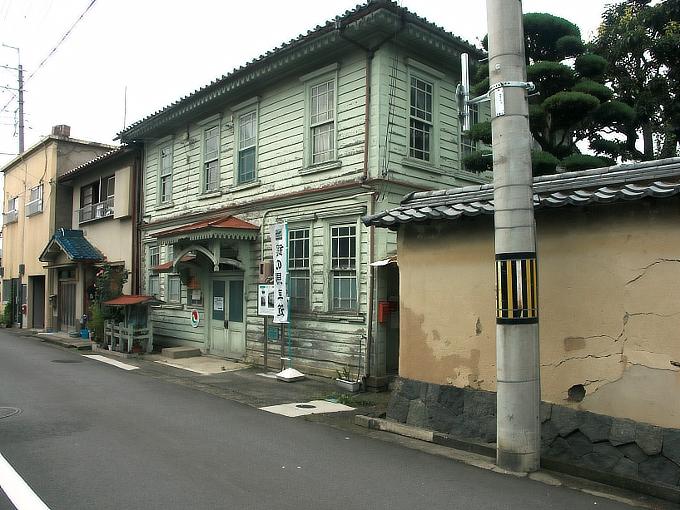 旧辻川郵便局 : 近代建築Watch