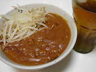 辛味噌カレー丼_c0025217_125736.jpg