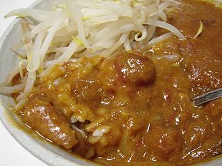 辛味噌カレー丼_c0025217_131844.jpg