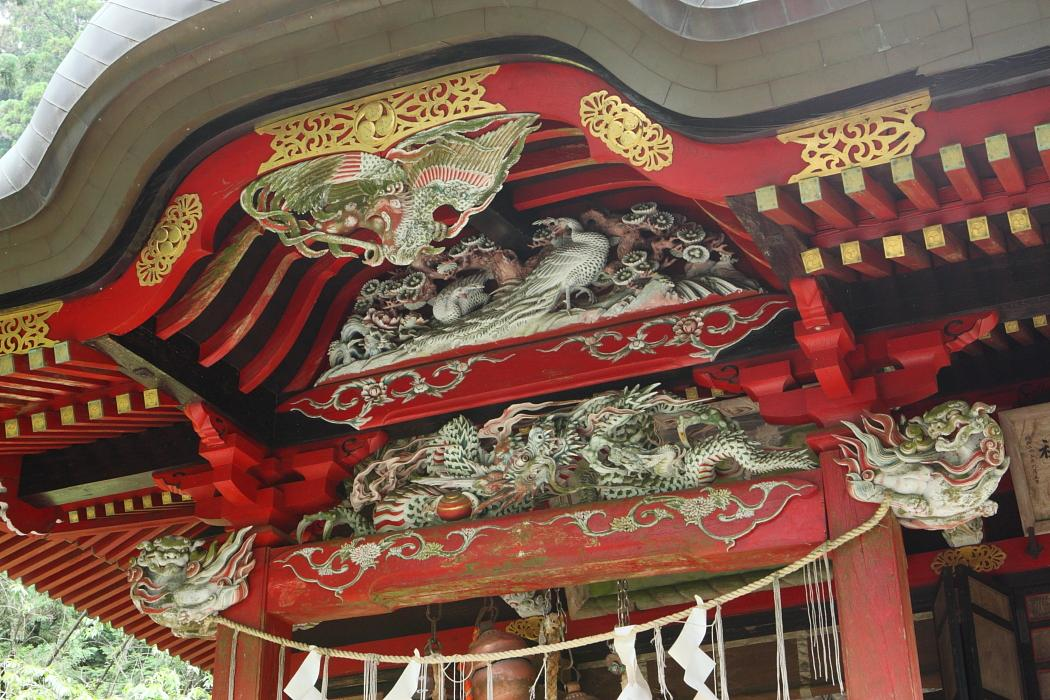花園神社 北茨城市華川町_e0143883_18224673.jpg