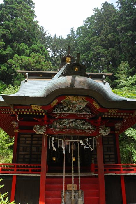 花園神社 北茨城市華川町_e0143883_1830780.jpg