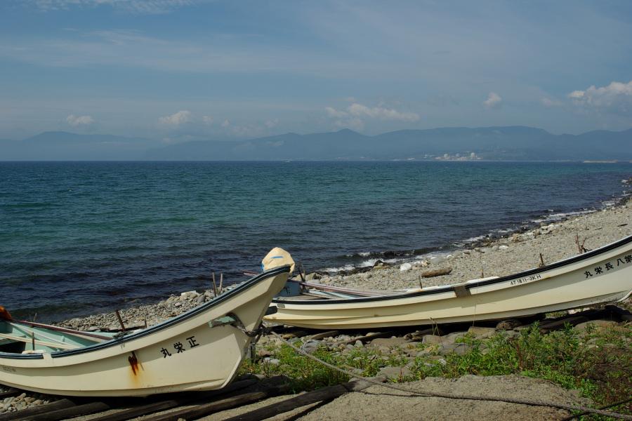 夏の海辺で_e0051186_13542415.jpg