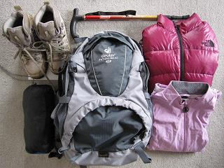 富士登山準備_b0189489_9175575.jpg
