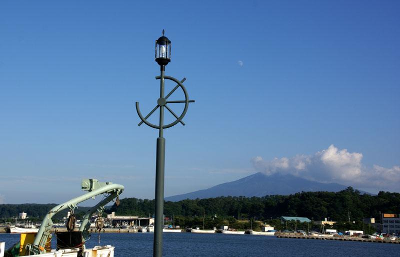 青空に誘われて 鯵ヶ沢漁港_a0136293_14334796.jpg