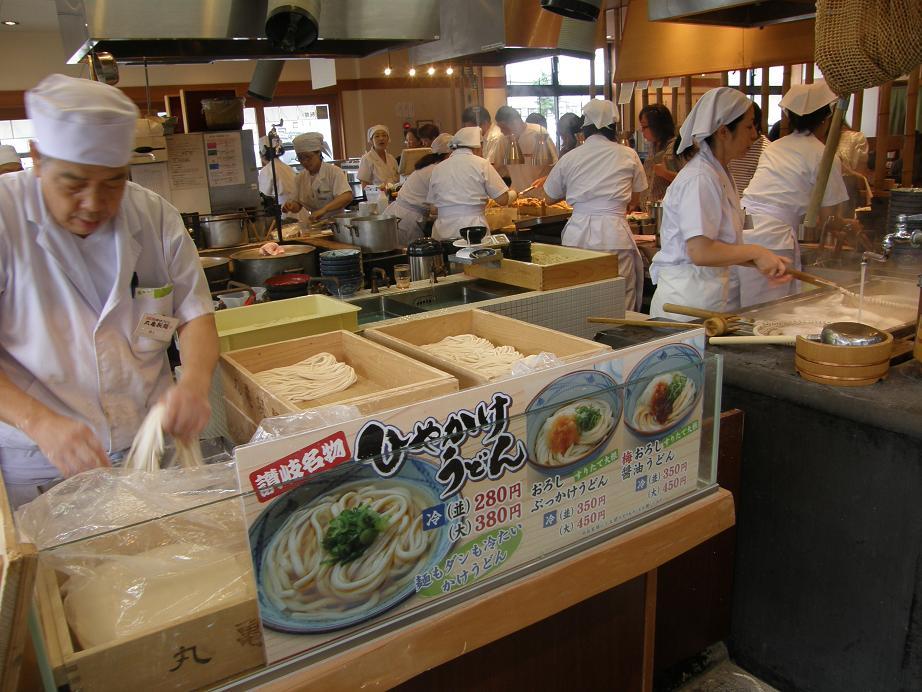 丸亀製麺             伊丹店_c0118393_1455723.jpg