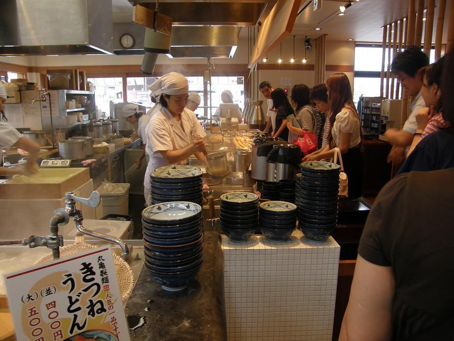 丸亀製麺             伊丹店_c0118393_1457479.jpg