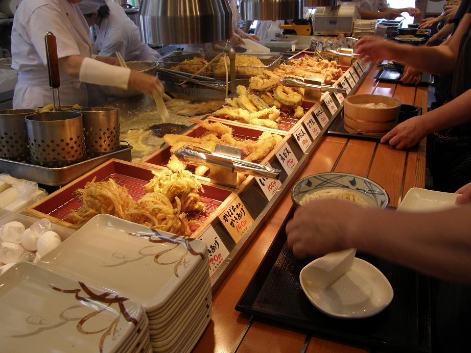 丸亀製麺             伊丹店_c0118393_1458759.jpg