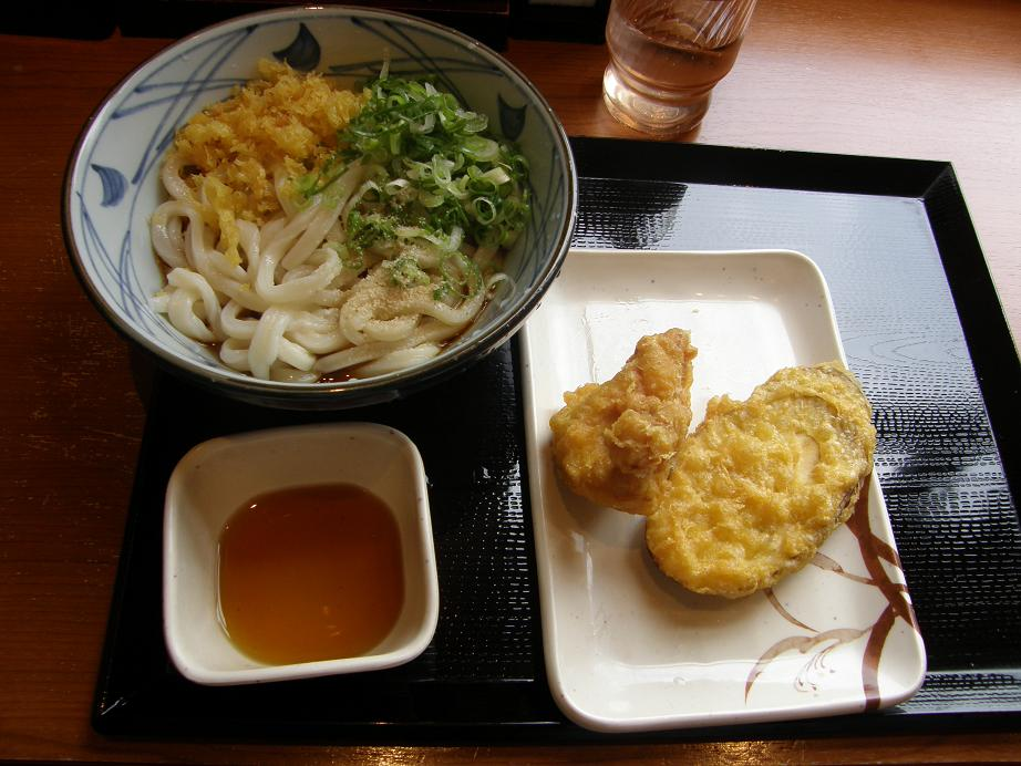 丸亀製麺             伊丹店_c0118393_14593753.jpg
