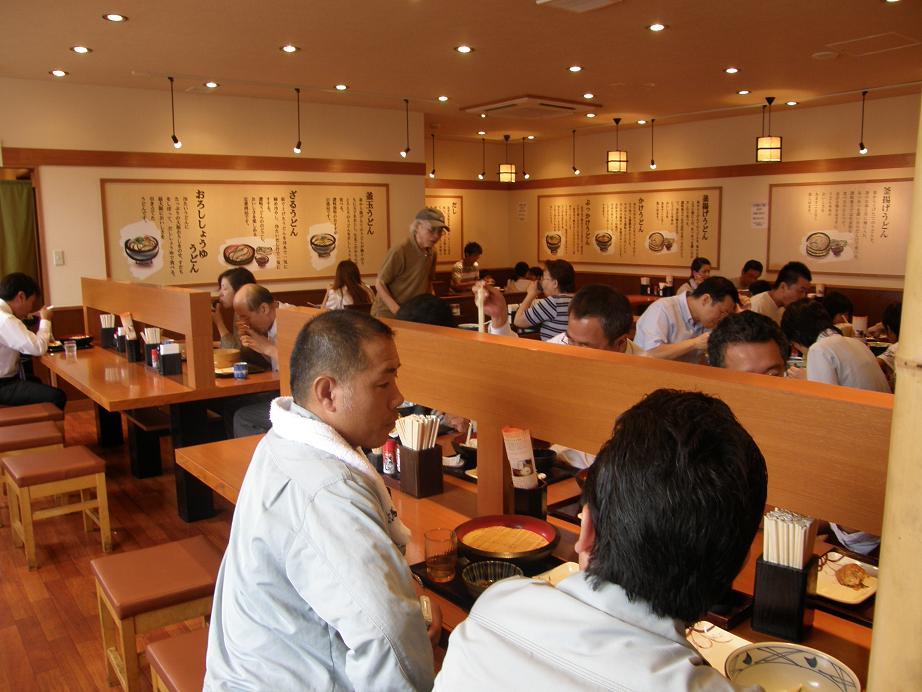 丸亀製麺             伊丹店_c0118393_1595142.jpg