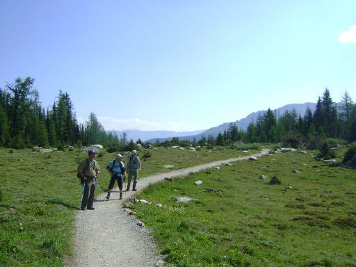 夏のラーチバレー 4menハイキング_d0112928_1132285.jpg