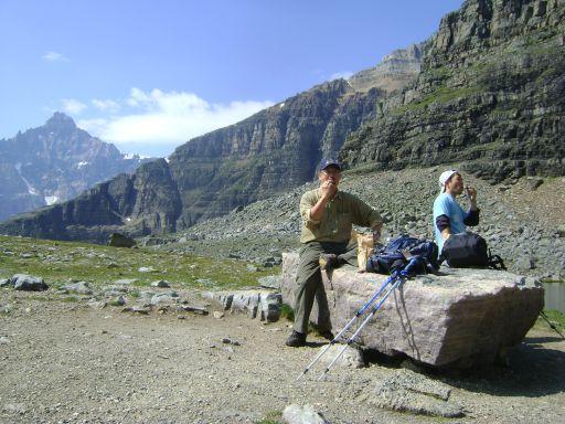 夏のラーチバレー 4menハイキング_d0112928_11371496.jpg