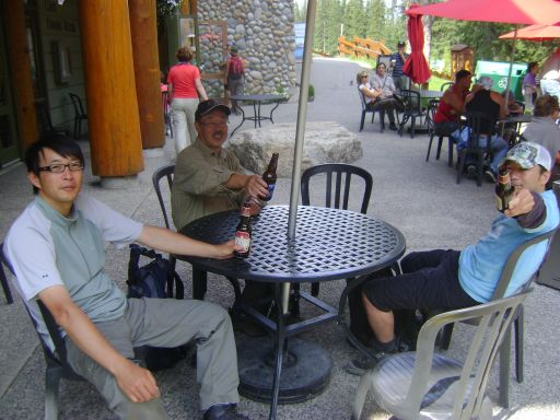 夏のラーチバレー 4menハイキング_d0112928_12343061.jpg