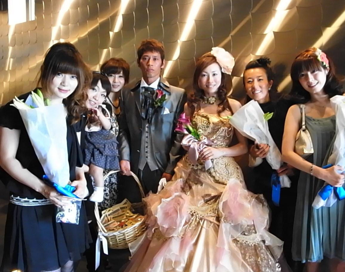 泰三君&涼子ちゃん結婚式 ④_c0151965_16213756.jpg