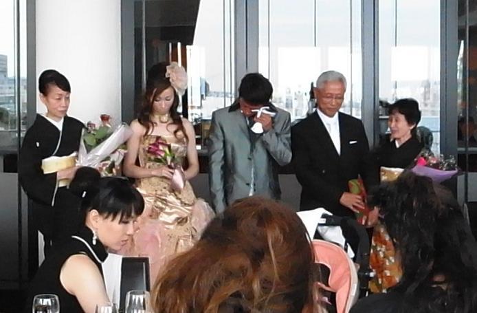 泰三君&涼子ちゃん結婚式 ④_c0151965_16292244.jpg