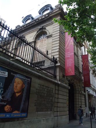 Parisの美術館_f0127281_16193892.jpg