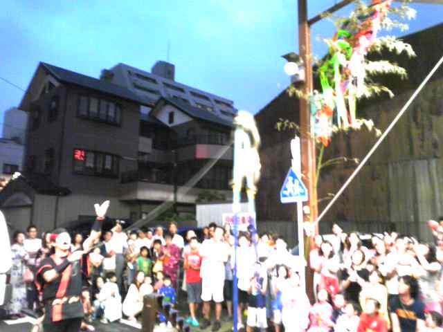 夏祭り♪_e0142585_0424961.jpg