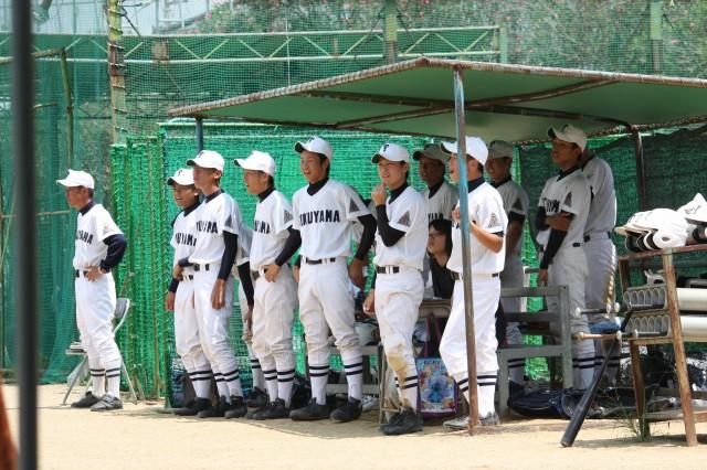 Kochi West High School BASEBALL CLUB (Season10)