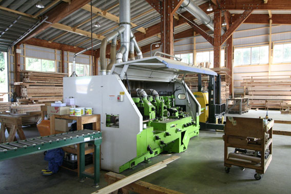 緑の森 木材工場(重川材木店) 2_e0054299_2344098.jpg