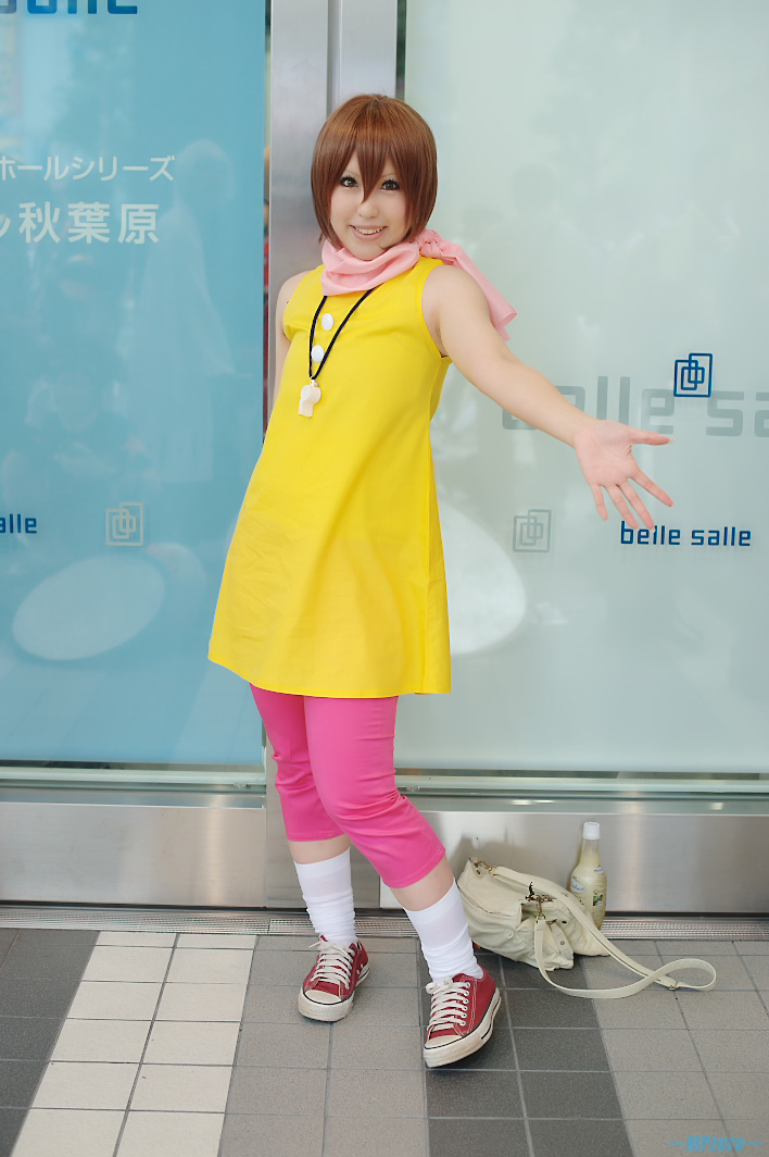 萌禾 さん[Moeka] 2009/08/02 ベルサール秋葉原 (BELLE SALLE Akihabara)_f0130741_15658100.jpg