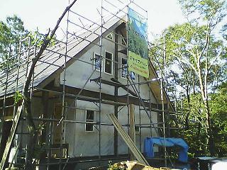 別荘地でのCozyUpHome造作工事4_d0059949_17424628.jpg