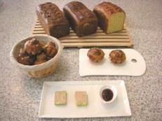 Brioche Vanille avec Terrine de foie gras   ヴァニラのブリオッシュ_f0121752_12555228.jpg