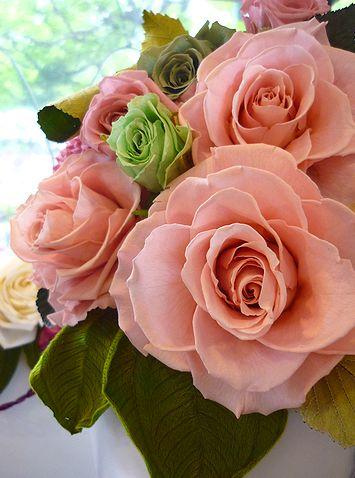 薔薇の花びらに 感謝の心を託す お誕生日。。。☆。。。.☆*:.。.☆*†_a0053662_1462043.jpg
