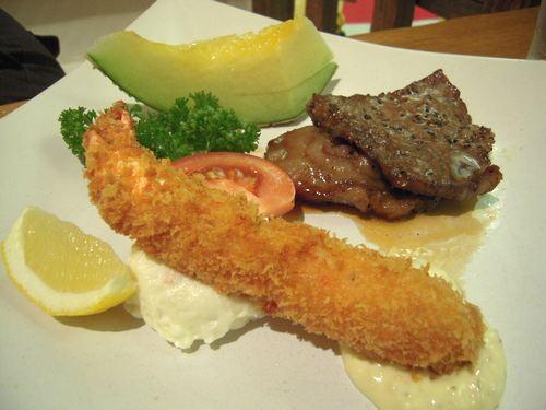 レストラン Amare (アマーレ)_d0083265_17585849.jpg