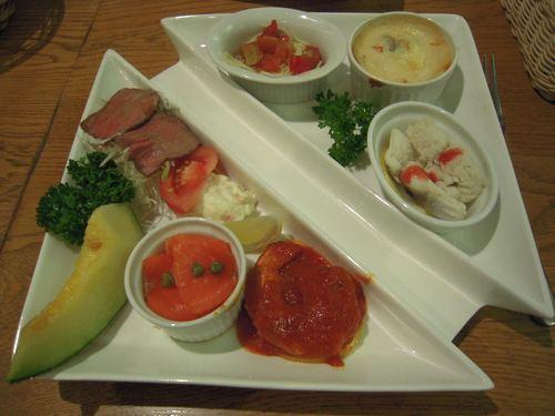 レストラン Amare (アマーレ)_d0083265_202251.jpg